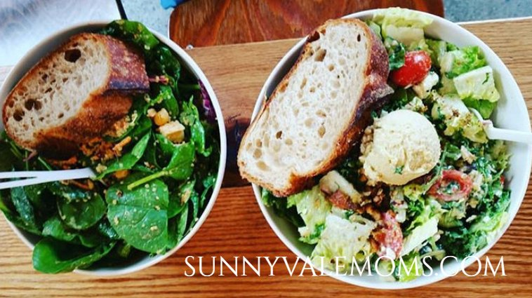 sunnyvale family friendly restaurants and cafes sweetgreen