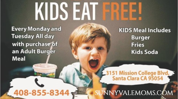 kids friendly burger places in santa clara burger im